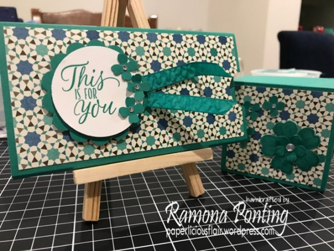 April 2017 Crafternoon Class - Slide11